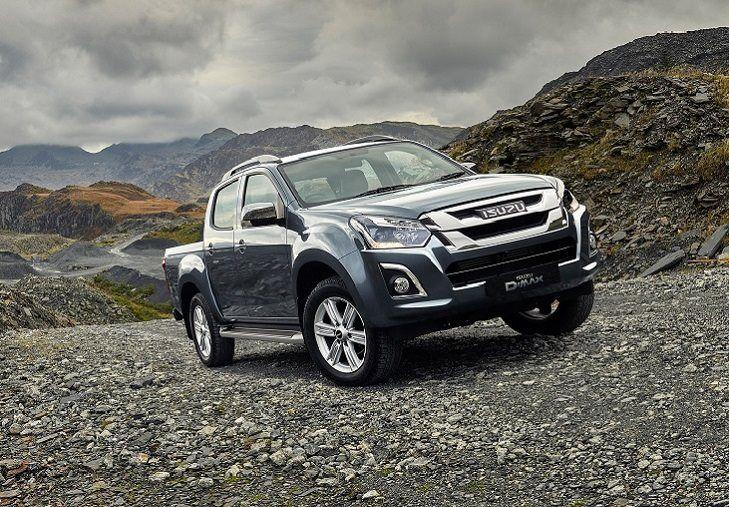 ISUZU OPENS ORDER BOOKS FOR NEW GENERATION D-MAX